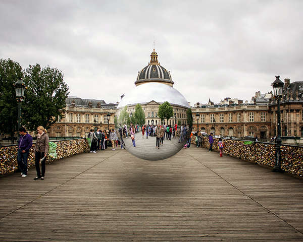 Surreal Sphere Captures