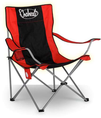 Outdoor Hot Seats Chaheati Heated Camping Chair