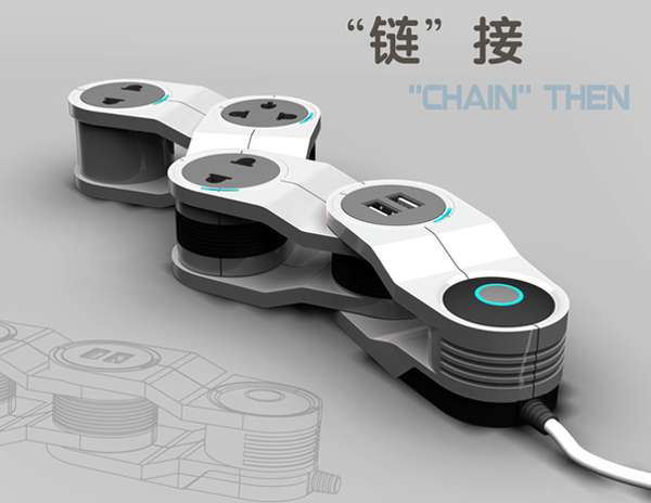 chain power strip