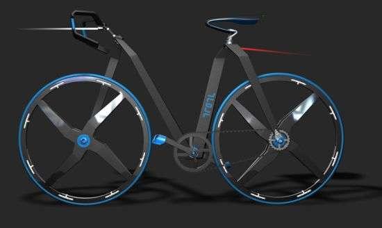 Chainless Racing Bikes