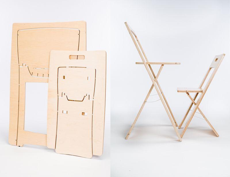 Ecologically Efficient Desks