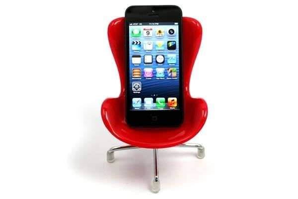 chair cell phone holder