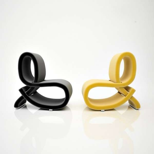 Warped Ampersand Seating