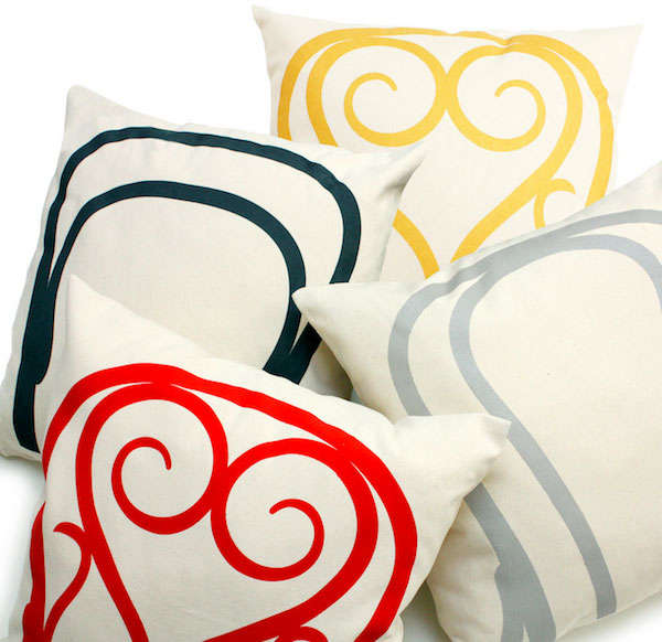 Backrest-Inspired Cushions
