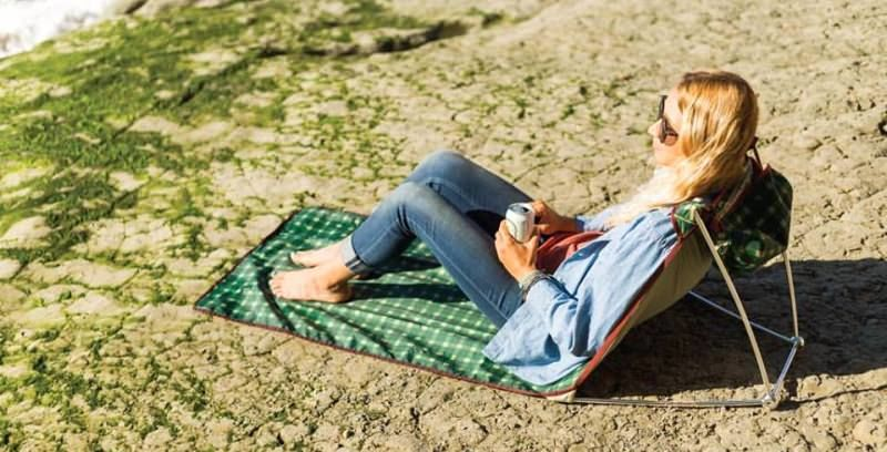 Supportive Lounge Chair Mats
