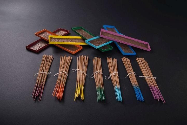 Energetic Incense Branding