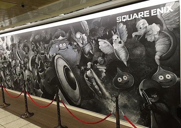 Chalkboard Art Advertisements