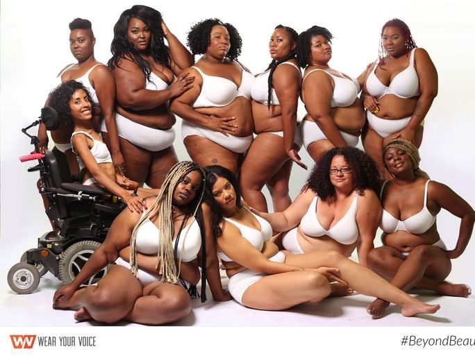 Body Positive Media Campaigns