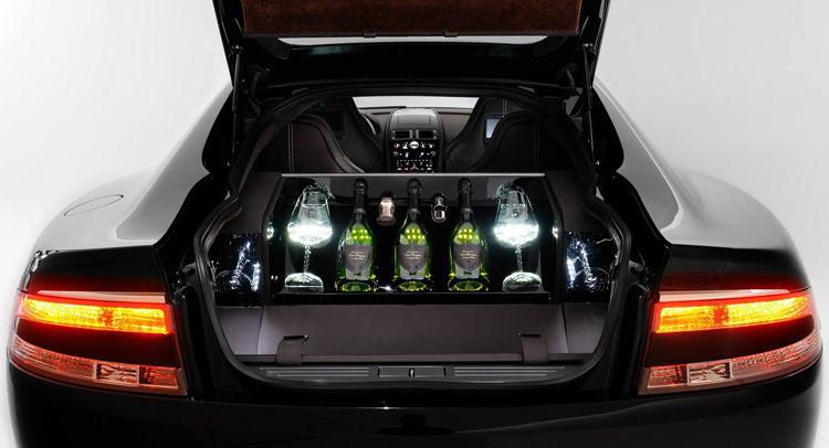 Vehicle Champagne Cellars