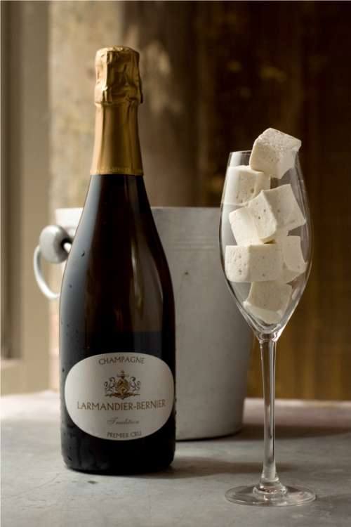 Champagne Marshmallows