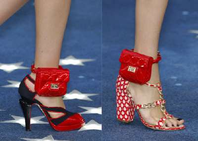 Ankle Purses