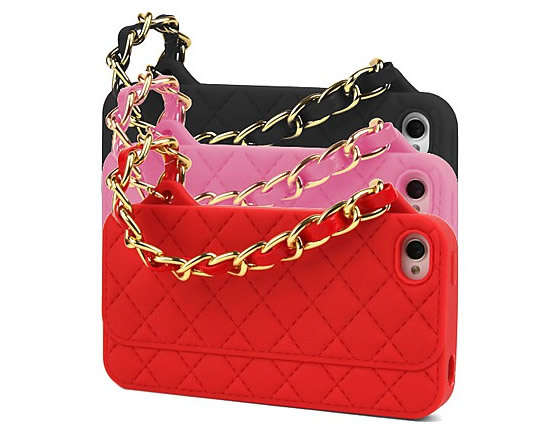 Purse-Like Designer Cases