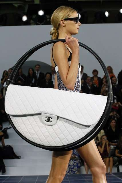 Chanel Hula Hoop Bag