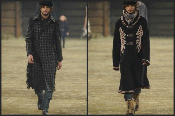 Western Wrangler-Inspired Menswear