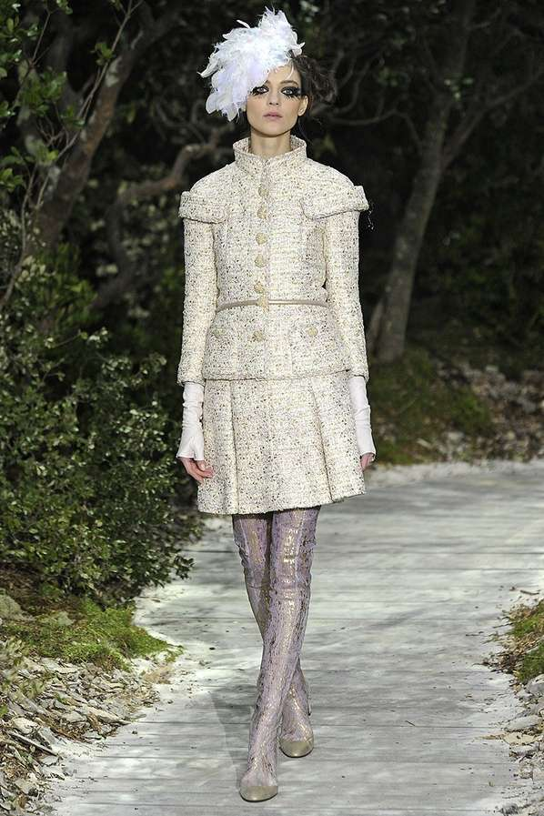 Chanel Spring Couture 2013