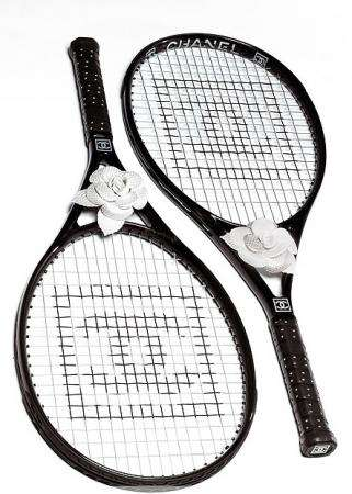 Chanel Tennis Racket