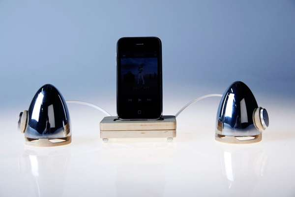 Chopper iPhone Docks