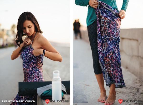 Mobile Disrobing Dresses
