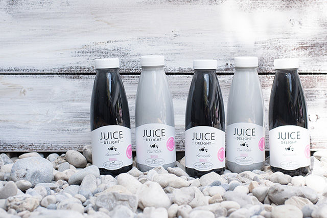 Raw Charcoal Juices