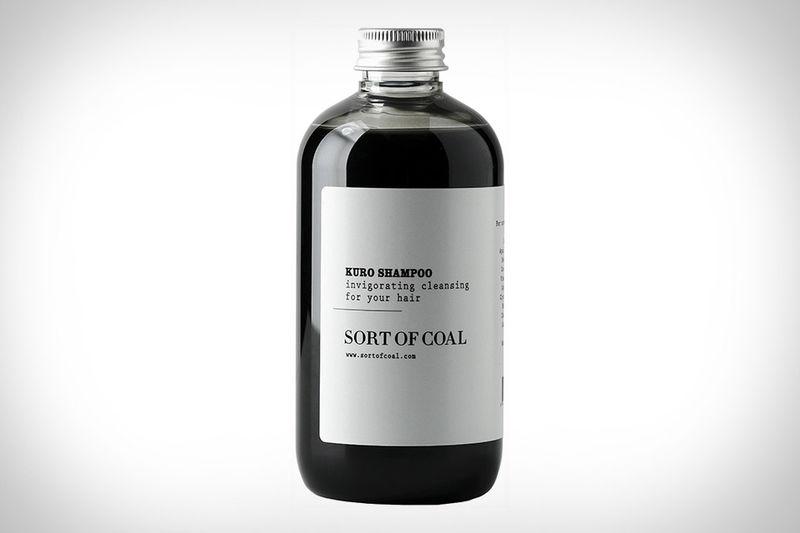 Charcoal-Based Shampoos