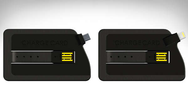Card-Shaped USB Cables