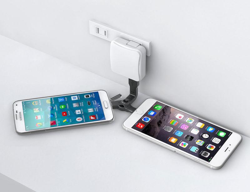 USB-Splicing Keychains