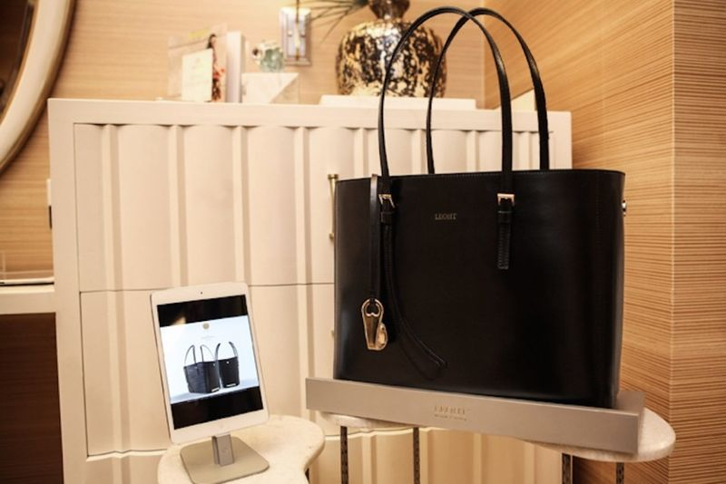 Gadget-Powering Purses