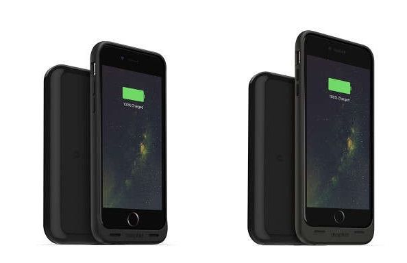 Inductive Smartphone Charging Cases