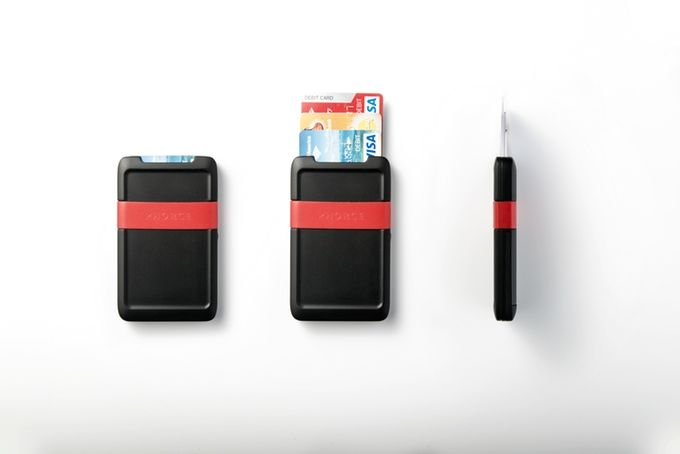 Charging Smartphone Wallets