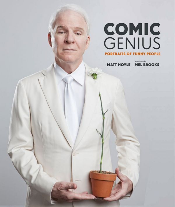Charitable Comedic Photography Books