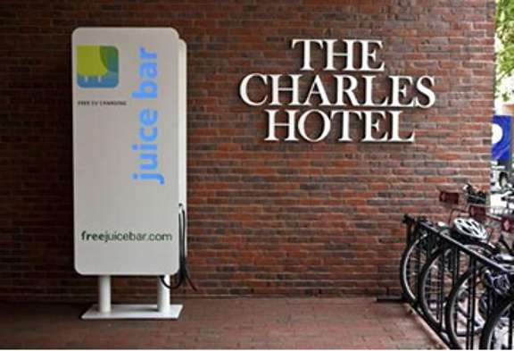 Charles Hotel Rewards
