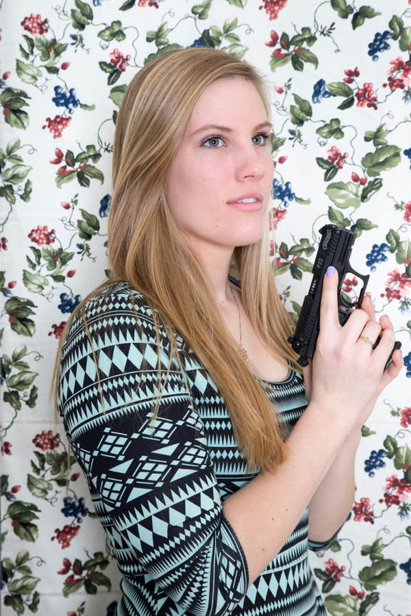 Surprising Gun Owner Photography