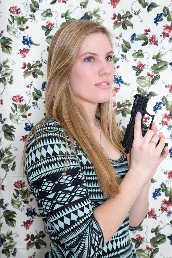 Surprising Gun Owner Photography