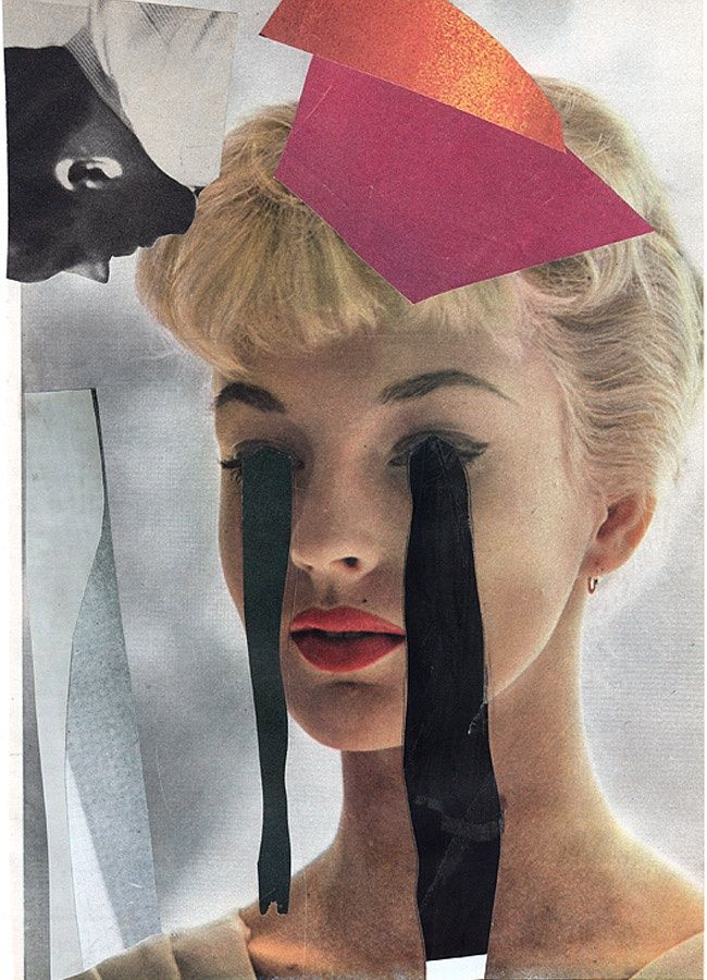 Distorted Reality Collages