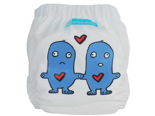 Dainty Diaper Designs