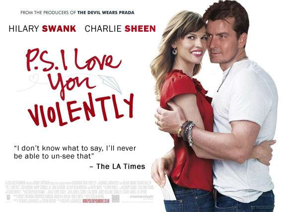 Charlie Sheen's Next Movie Role