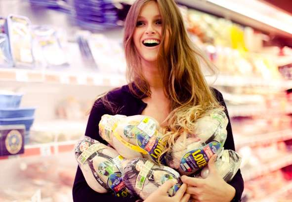 Silly Supermarket Captures