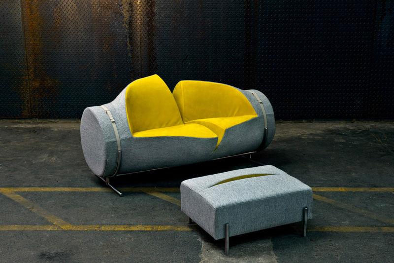 Slashed Sofa Sets