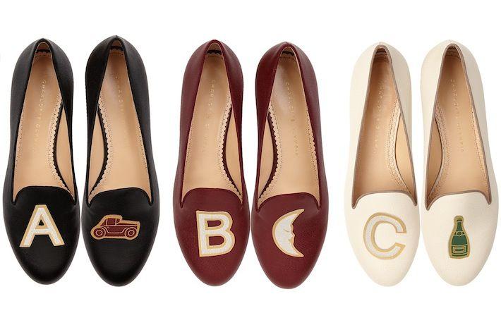 Alphabetized Emoji Footwear