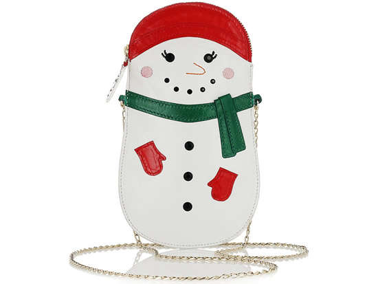 Snowmen-Shaped Handbags