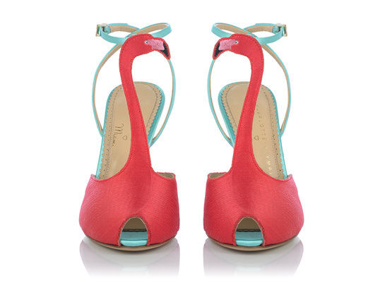 Flamingo-Inspired Fashions