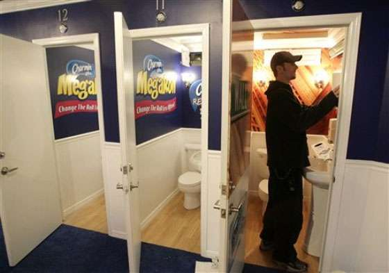 Fun Public Restrooms For Marketing