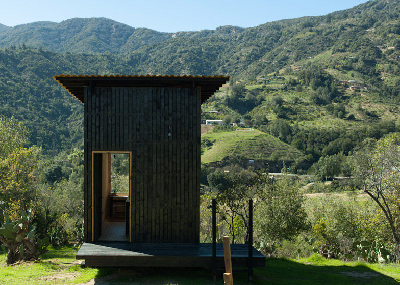 Stilted Timber Cabins
