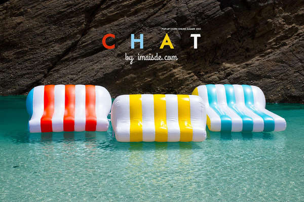 CHAT Inflatable Collection