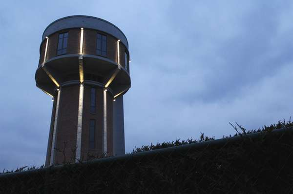 Water Tower Living Spaces