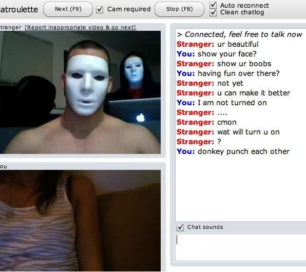 chatroulette video