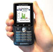 Check Your Diabetes Using Your Cellphone