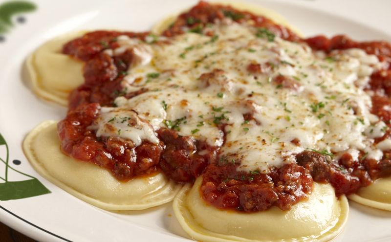 Cheese Ravioli Pastas : Cheese Ravioli