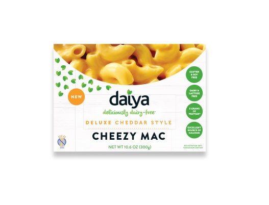 Cheesy Dairy-Free Macaroni