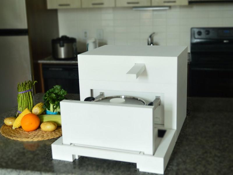 Remote Cooking Fridges